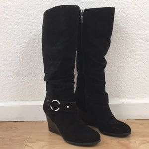 GUESS Black Women's Boots